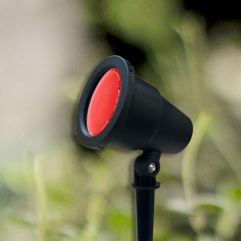 לדרסון LED IP65 14W PAR38 אדום