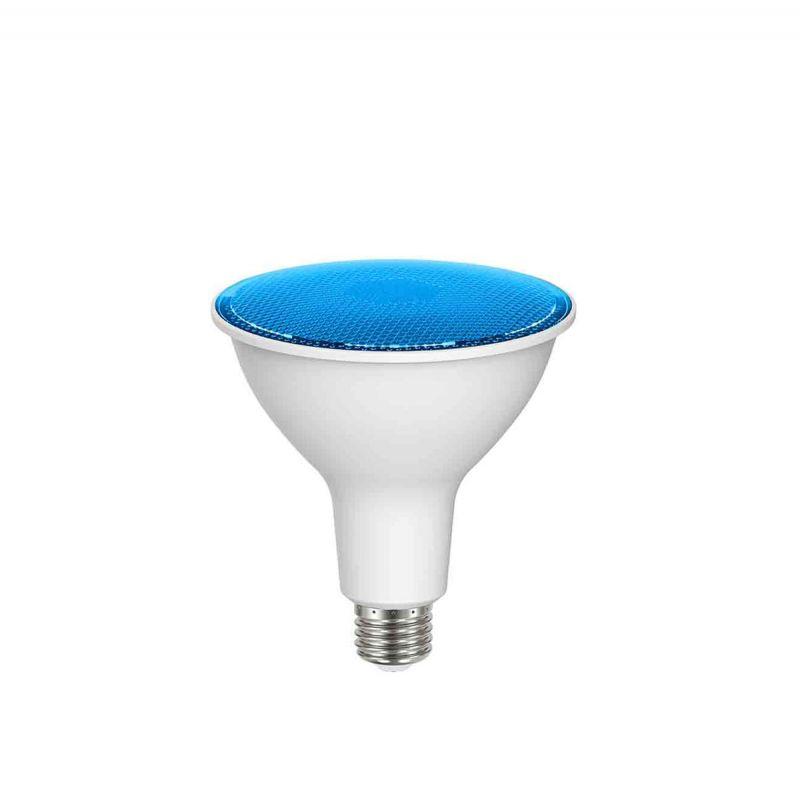 לדרסון LED IP65 14W PAR38 כחול