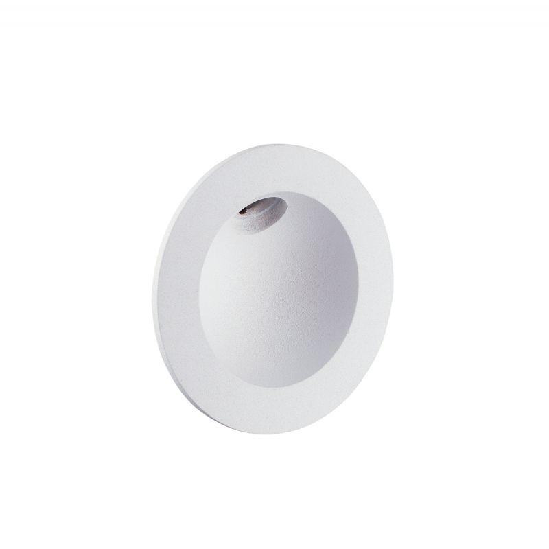סול שקוע קיר LED