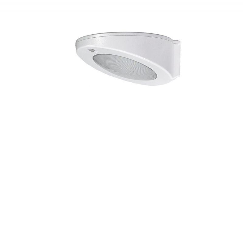 עידו קיר LED סולרי+חיישן