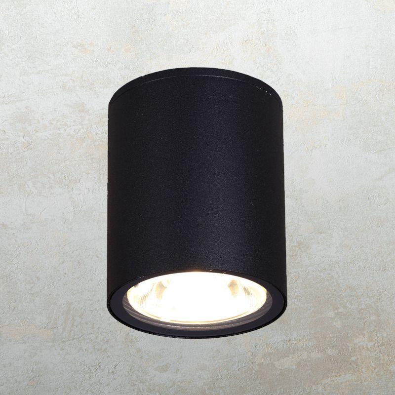 מוקסין צלינדר צמוד LED