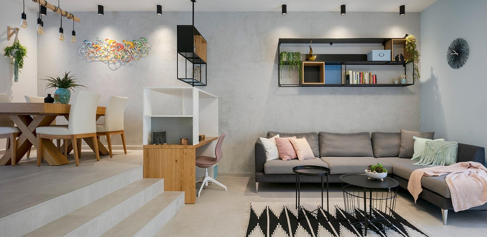 עיצוב דירה בחיפה - תמונה מספר 1