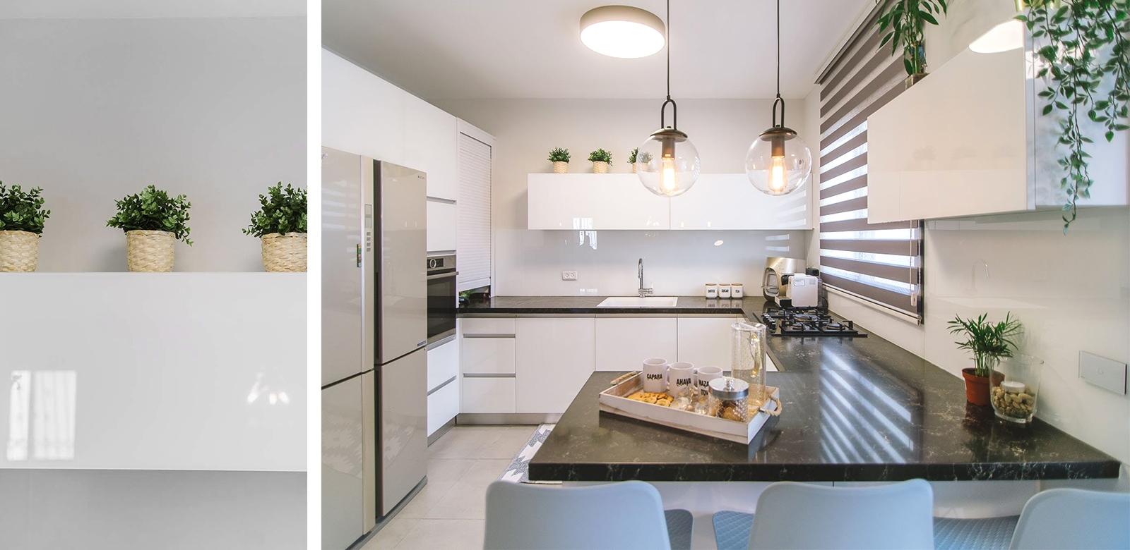 עיצוב דירה בפתח תקווה - תמונה מספר 4