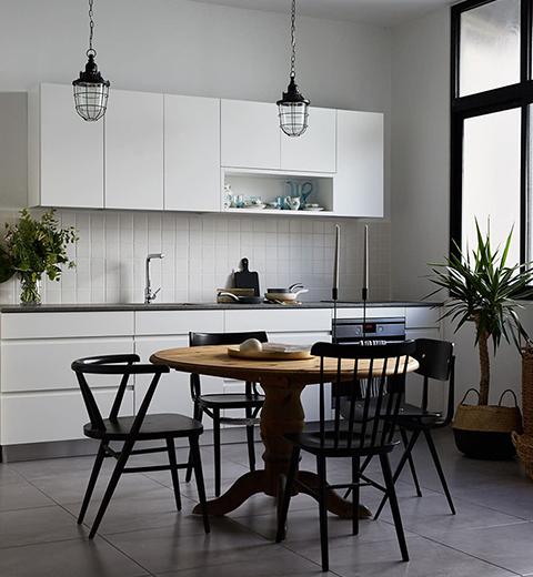 מינימליזים ופשטות בדירה תל אביבית