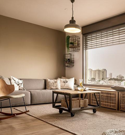 דירה בשכונת בבלי - תל אביב