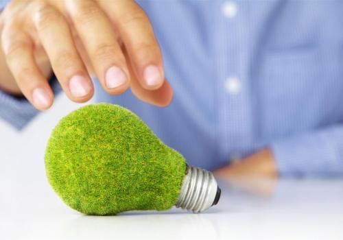 תאורה ירוקה היא חשיבה חכמה על הסביבה ועל צריכת החשמל הביתית